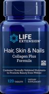 Hair, Skin & Nails Formula - Product Image
