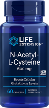 N-Acetyl-L-Cysteine - Product Image